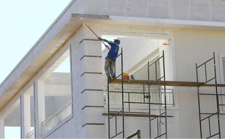 pintura residencial em Goiânia