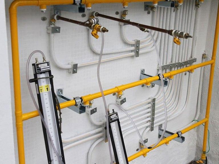 Instalação e manutenção de tubulação de gás em Campinas