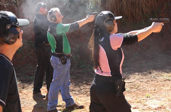 Curso de tiro em Goiânia