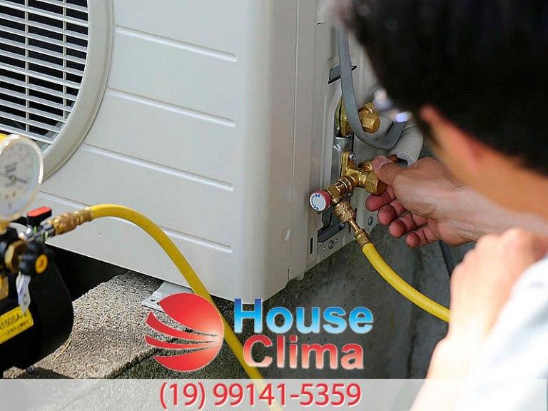 manutenção em aquecedor a gás Campinas
