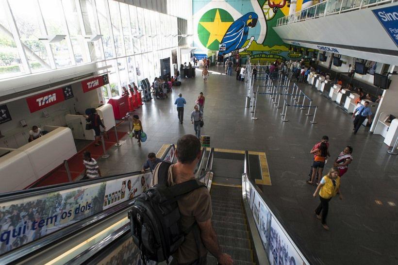 Turismo en Brasil: Cuiabá (Mato Grosso)