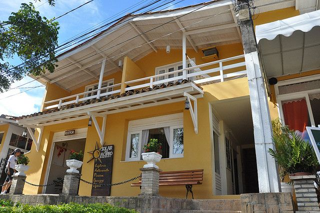 Cmo encontrar hotel hostal o apartamento barato en Brasil