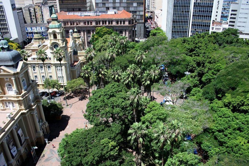 Turismo en Brasil: Porto Alegre (Rio Grande do Sul)