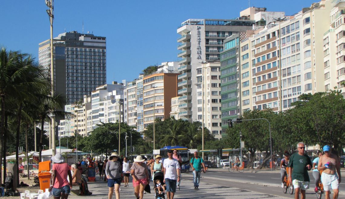 Cómo disfrutar de tu viaje a Brasil sin miedos ni sobresaltos