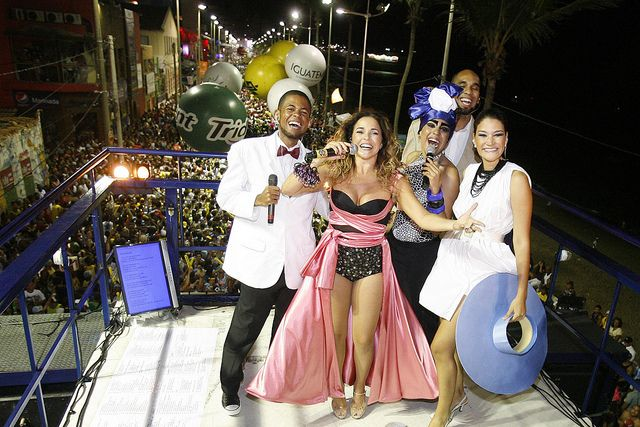 Las mejores canciones del Carnaval de Brasil 2016