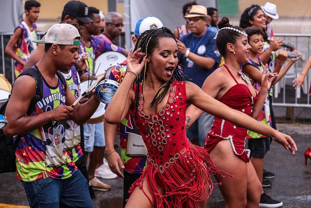 Carnaval de Pelotas (Rio Grande do Sul) en 2018. Foto: Gustavo Mansur