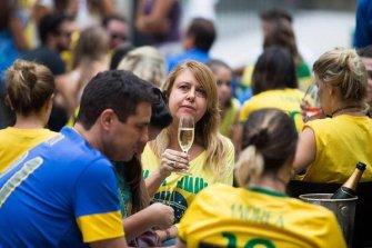 Anti-Dilma protesters.