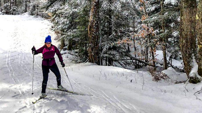 ski cross country