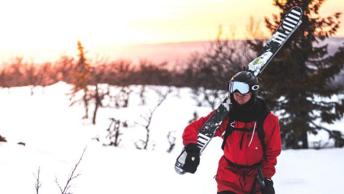 ski alpino