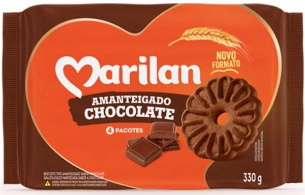 foto Biscoito Marilan Chocolate 330g