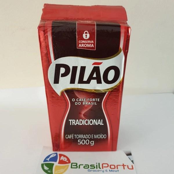 foto Café Pilão Tradicional 500g