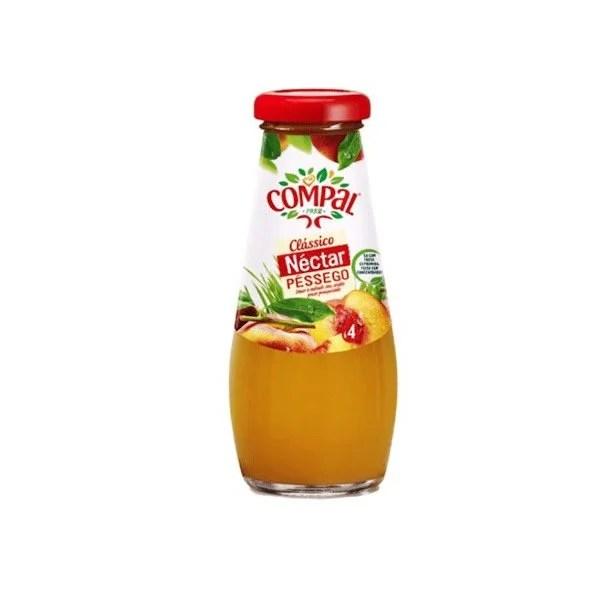 fto Compal Nectar Pêssego 200ml