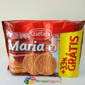 foto Cuétera Biscoito Maria 800g