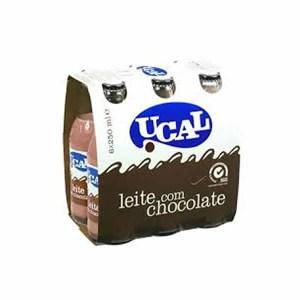 foto Leite com Chocolate Ucal Pack 6 und