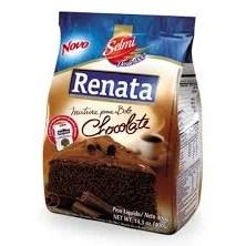 foto Mistura de Bolo Chocolate Renata 400g
