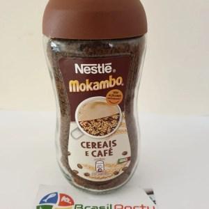 foto Nestlé Mokambo Cereais e Café 200g