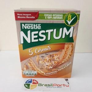 foto Nestlé Nestum 5 Cereais 250g