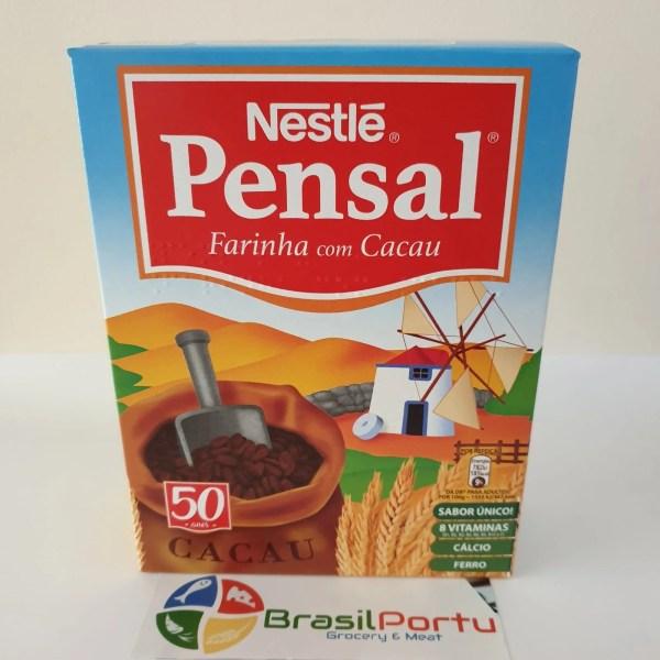 foto Nestlé Pensal Farinha com Cacau 250g