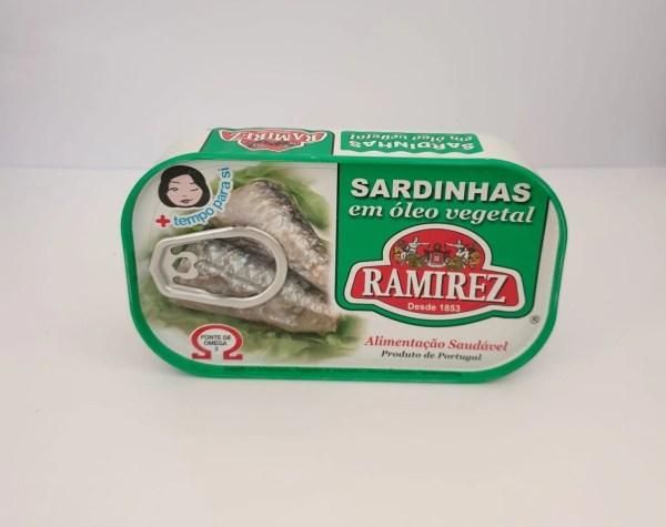 foto Sardinha Óleo Vegetal Ramirez