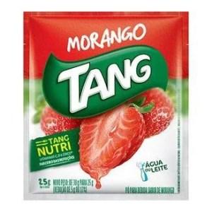 foto TANG Morango 25g