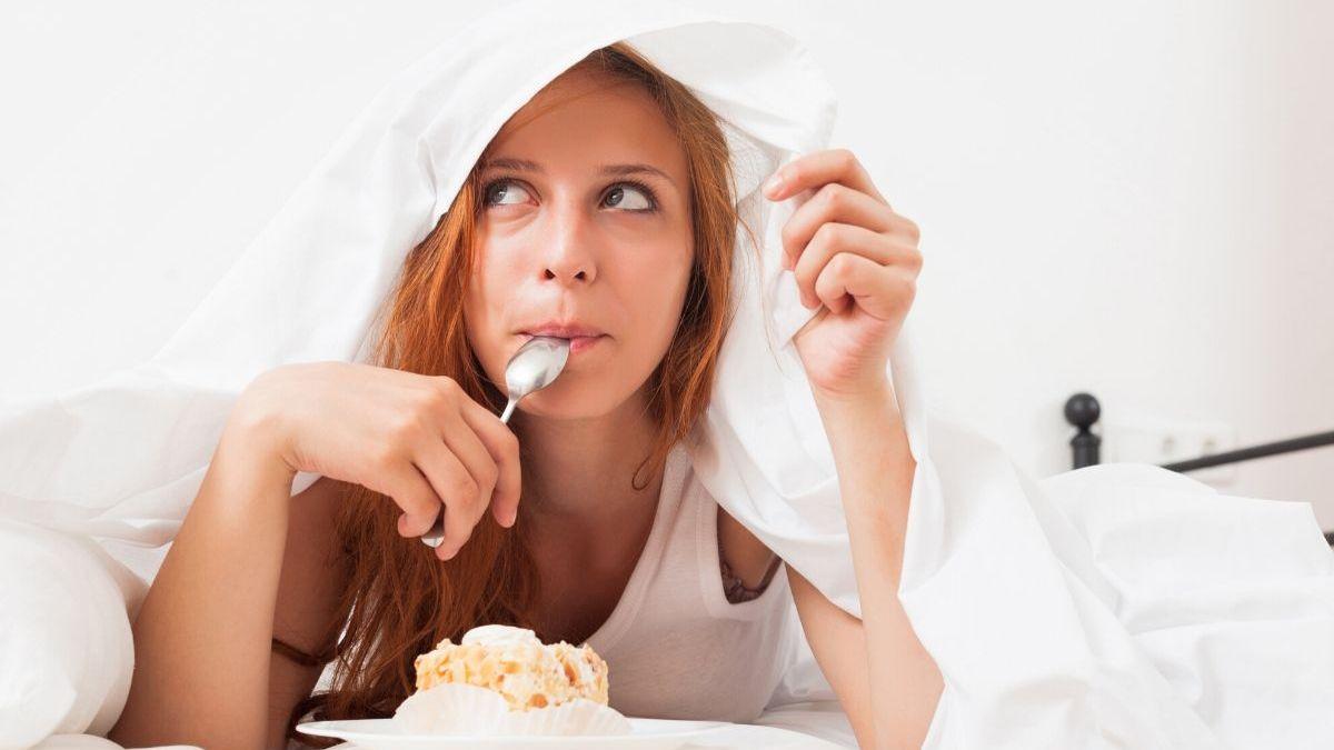 Compulsividade alimentar em tempos de isolamento.