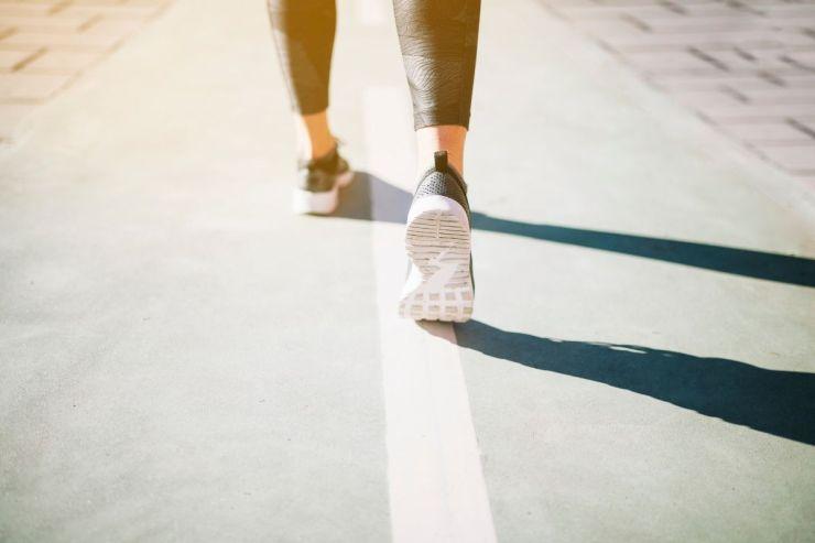 efeitos da caminhada no corpo