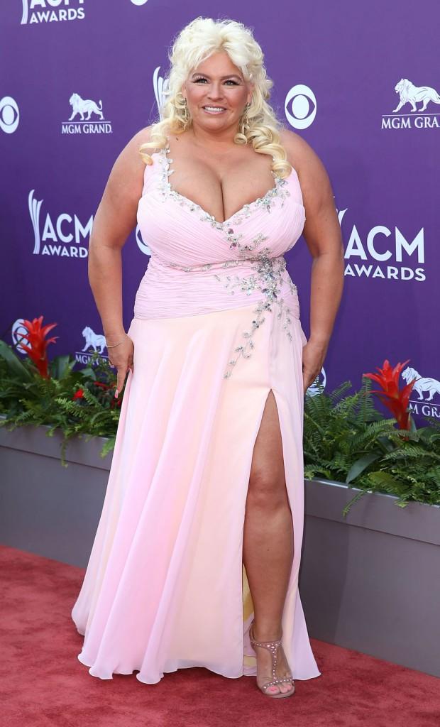 Beth Chapman Bra Size