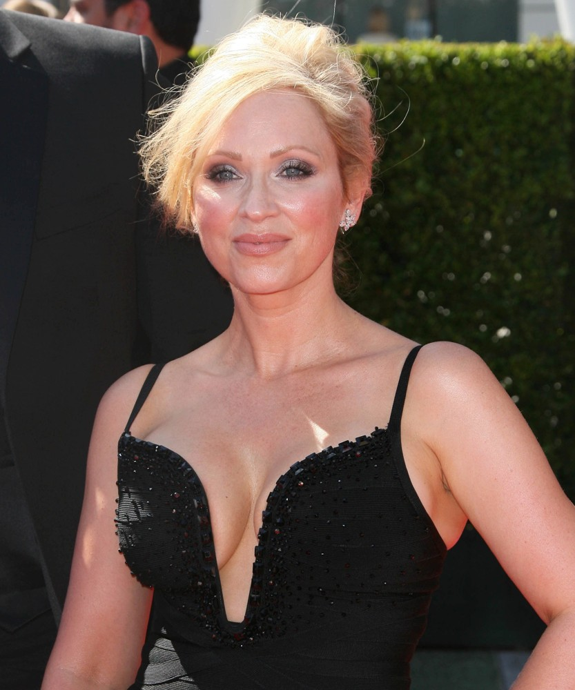 Leigh Allyn Baker Body Measurements