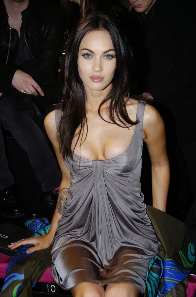 Megan Fox Body Measurements - Celebrity Bra Size, Body ...