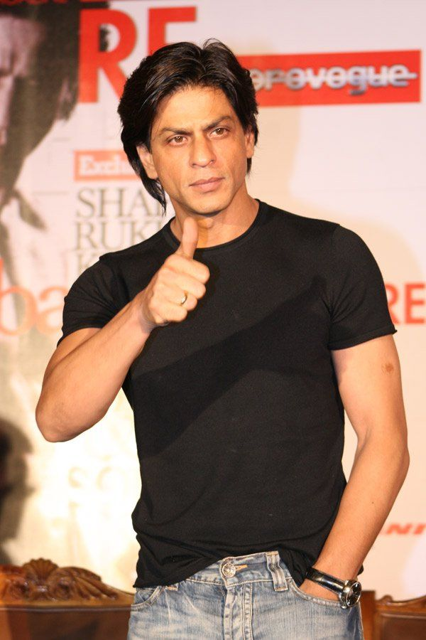 Sharukh Khan Body Measurements