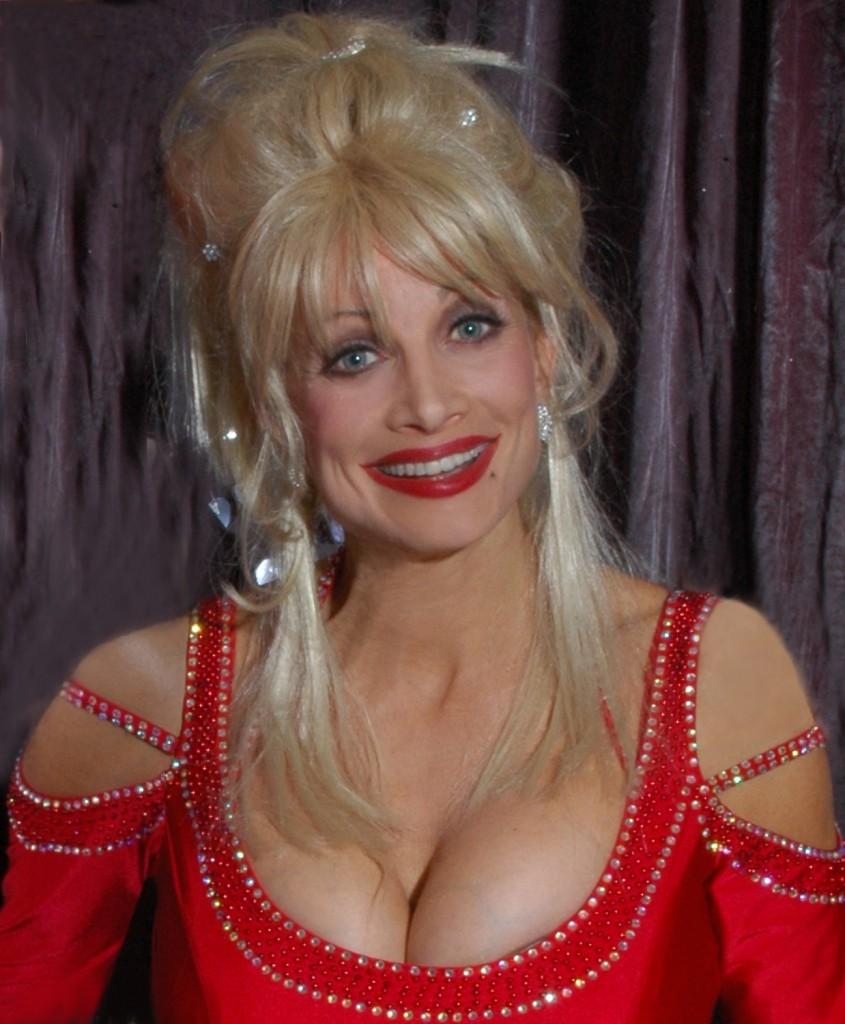 Dolly Parton Bra Size