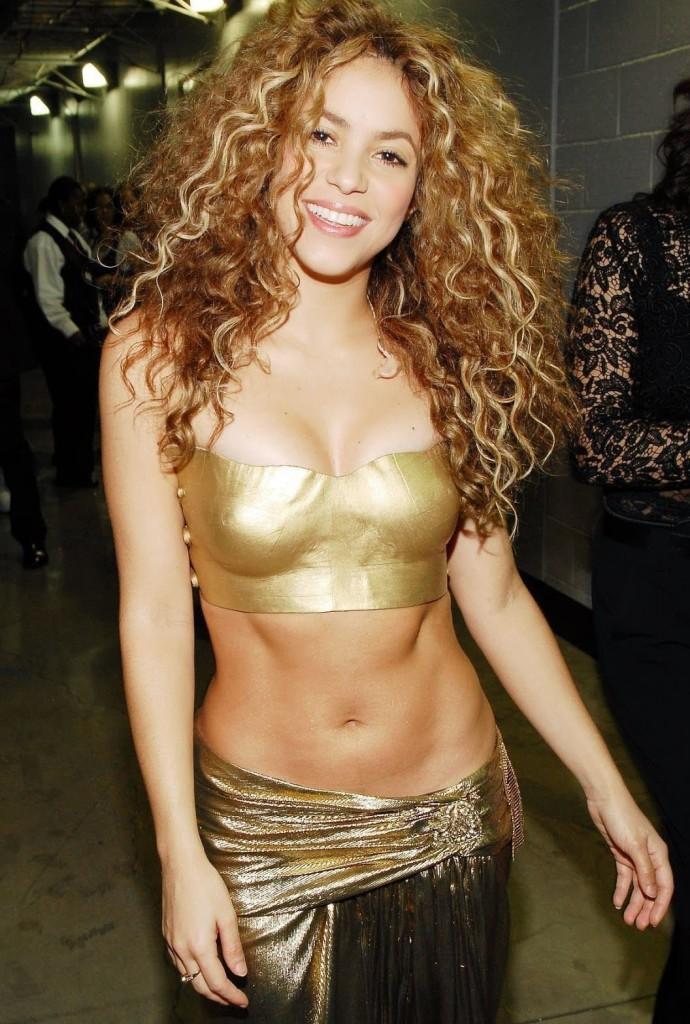 Shakira Bra Size