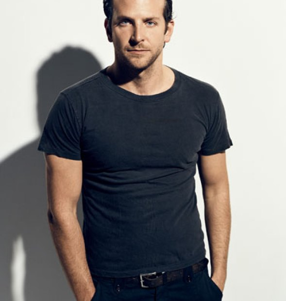 Bradley Cooper Chest and Biceps Size