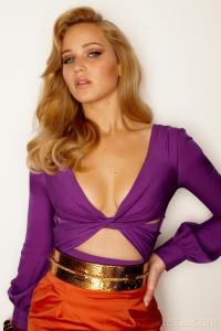 Jennifer Lawrence Bra Size