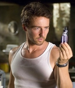 Edward Norton Biceps Size