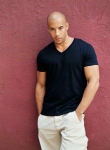 Vin Diesel Biceps Size