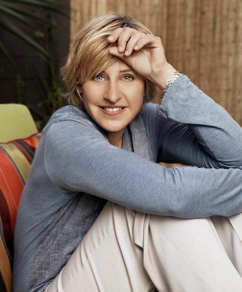 Ellen DeGeneres Bra Size