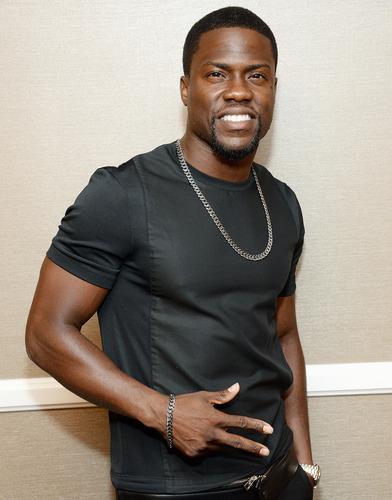 Kevin Hart Biceps Size