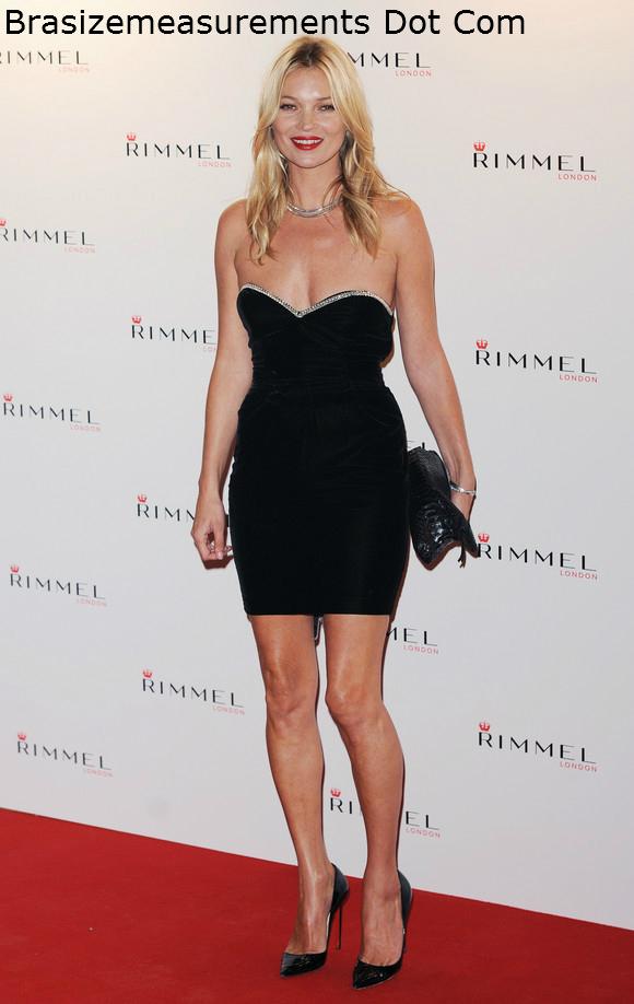 Kate Moss Bra Size