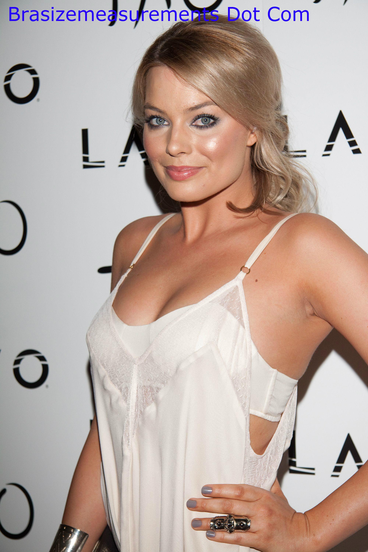 Margot Robbie Bra Size