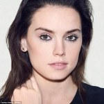 Daisy Ridley Bra Size and Body Measurements