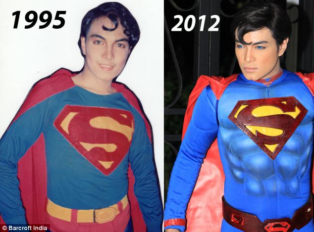 Changed Plastic Surgery