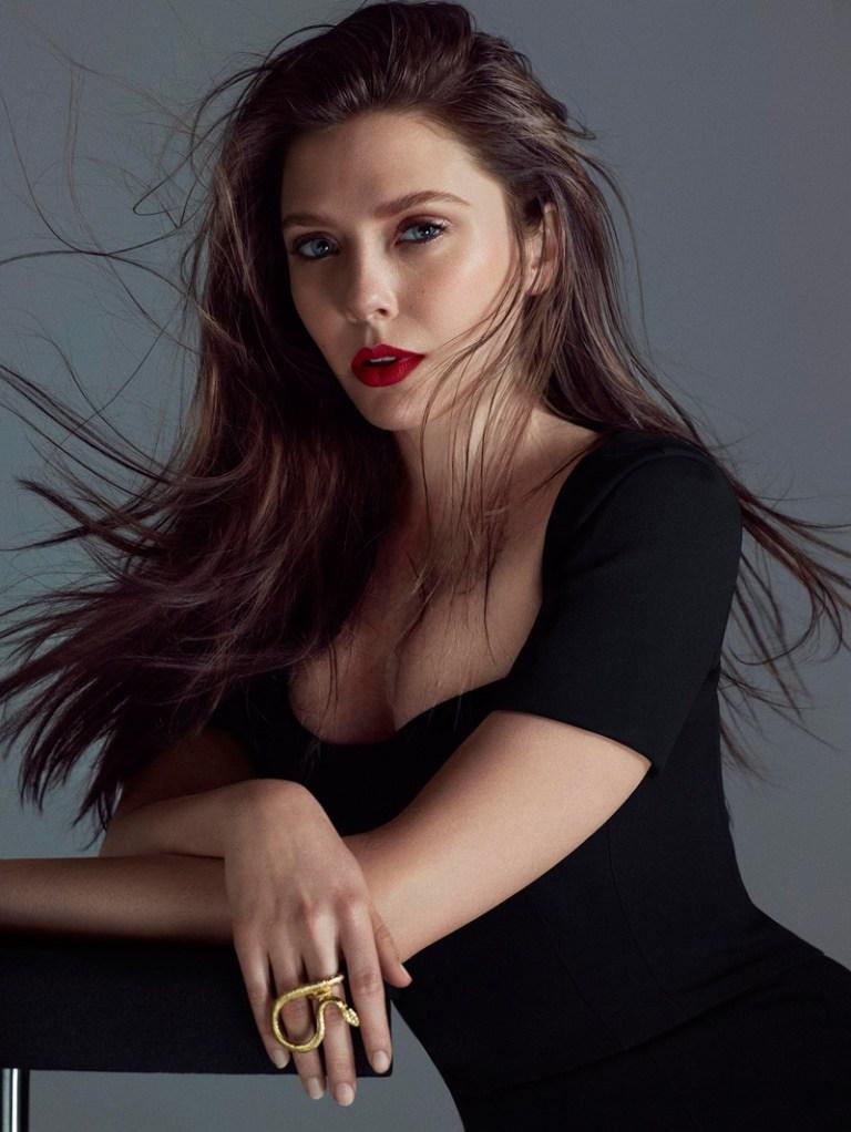 Elizabeth Olsen Bra Size