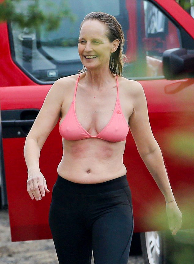 Helen Hunt Bra Size Hawaii