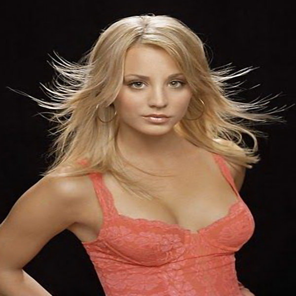 Enormement excitante kaley cuoco cup size guy