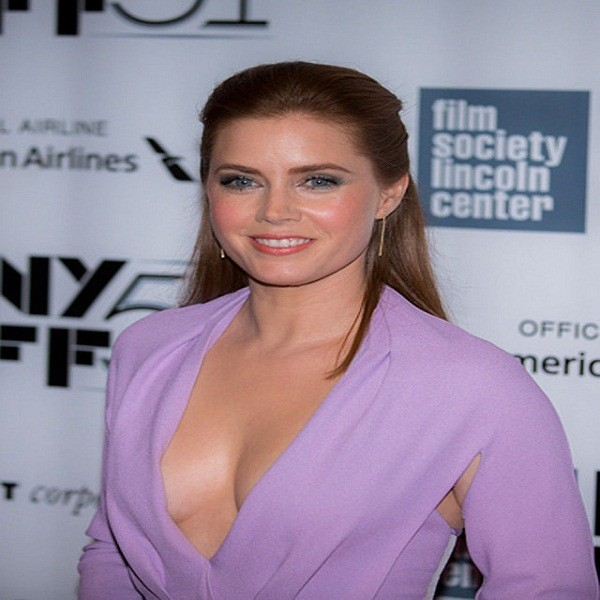Amy Adams Bra Size Measurements