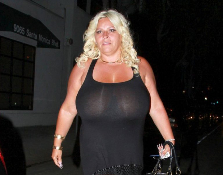 Beth Chapman Breast Size and Body Measurements