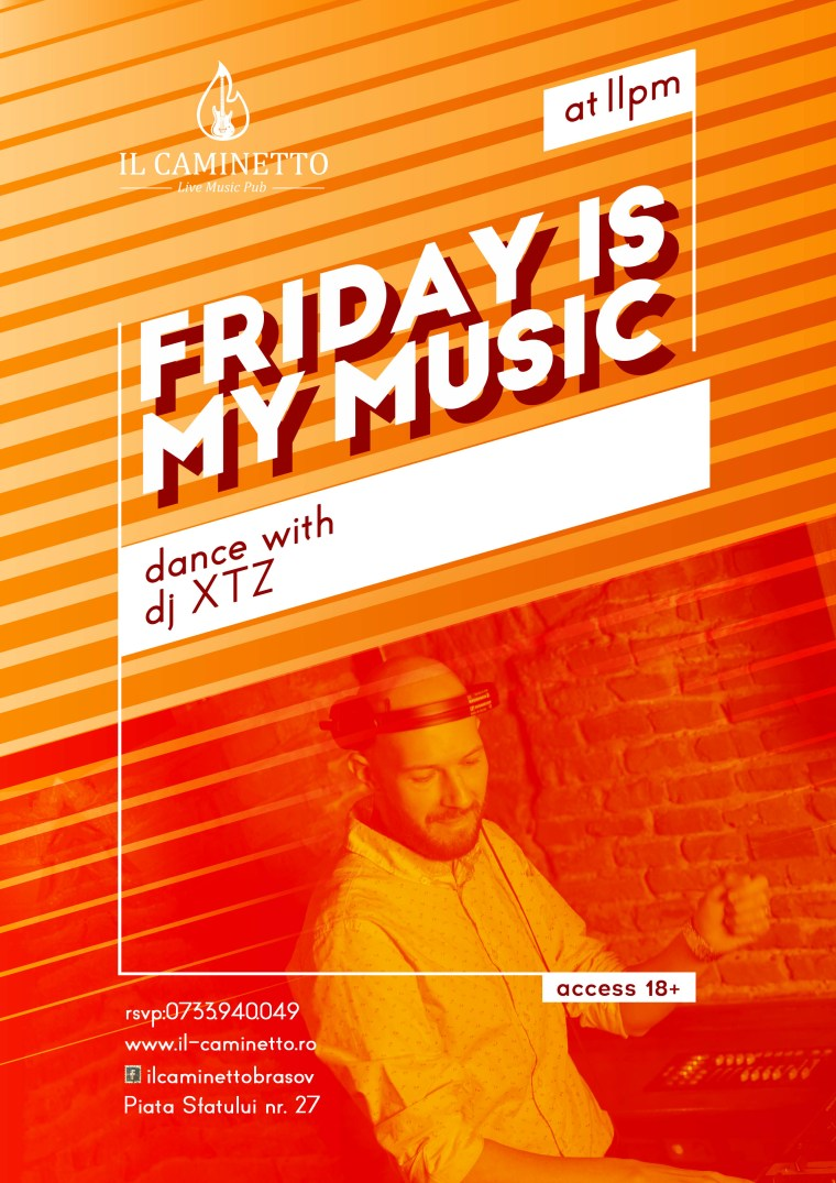 friday is my music XTZ
