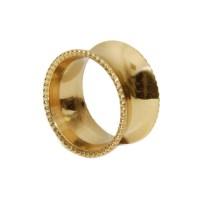 Napkin Ring - GOLD - brass4u.com