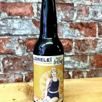 Bouteille 33 cl bière blonde loreleï